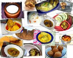 Bengali dishes