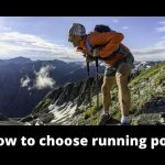 How to choose running poles