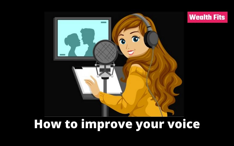 How to improve your voice