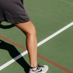 Tennis in Running Shoes