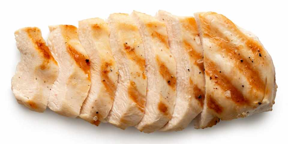 How Many Calories In Chicken Breast
