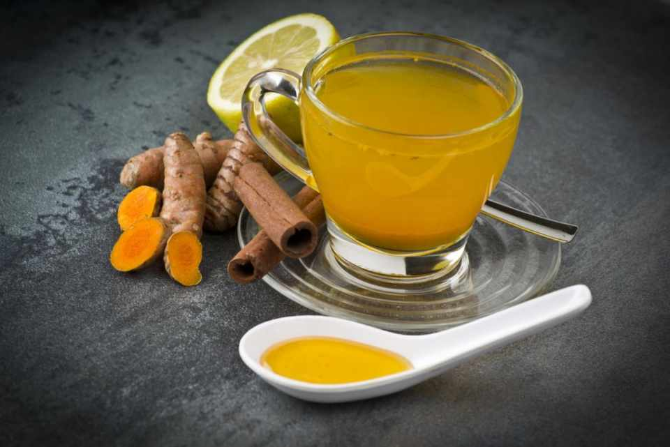 Benefits Of Turmeric Tea
