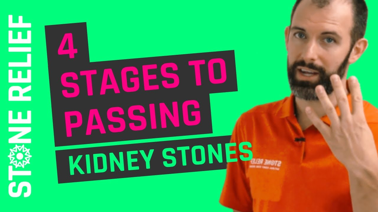 Stages Of Passing A Kidney Stone