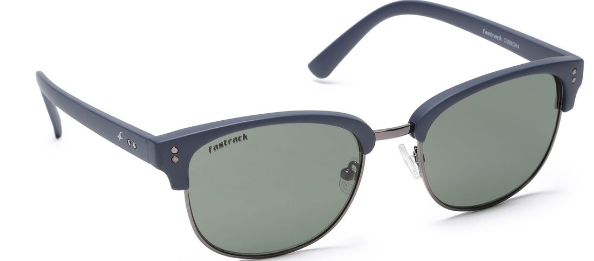 The Versatile Blue Sunglasses