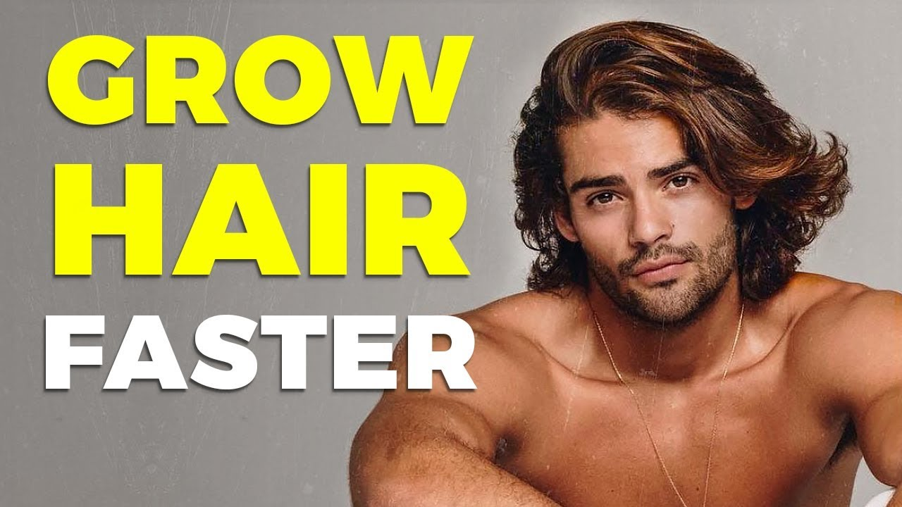 How Fast Does Hair Grow Men