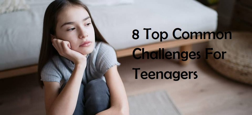 challenges for teenagers