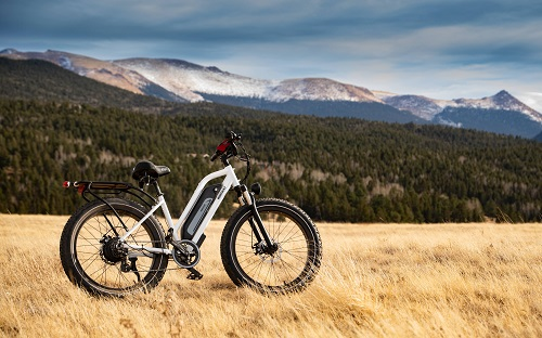 Benefits of Riding an Electric Bike