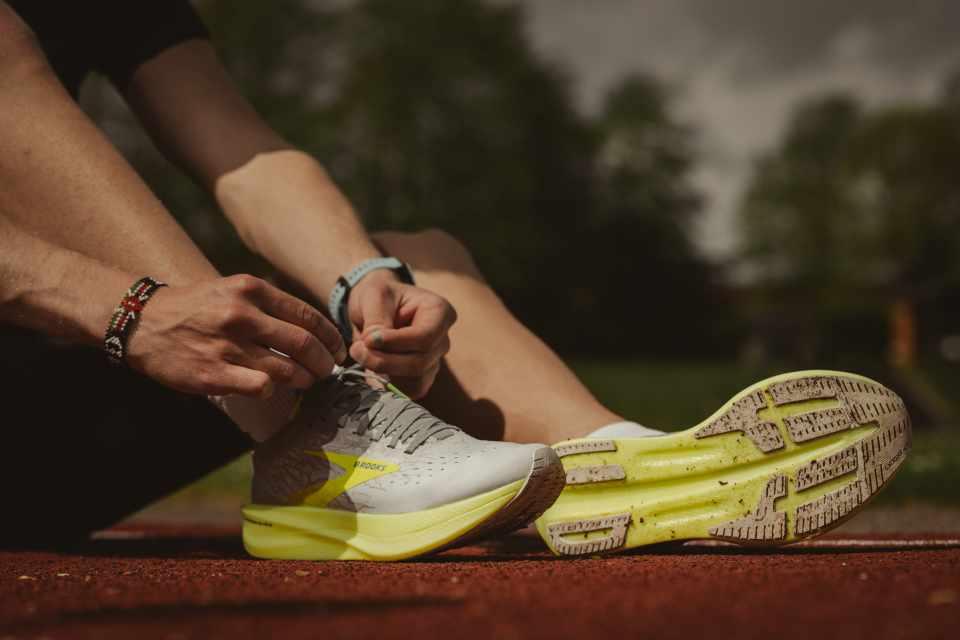Buying Running Shoes