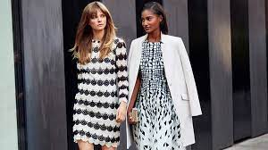 Black and White Outfits for Ladies