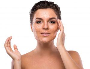 Scrub to Skincare Routine