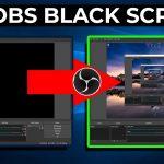OBS black screen