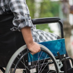 people living with a disability